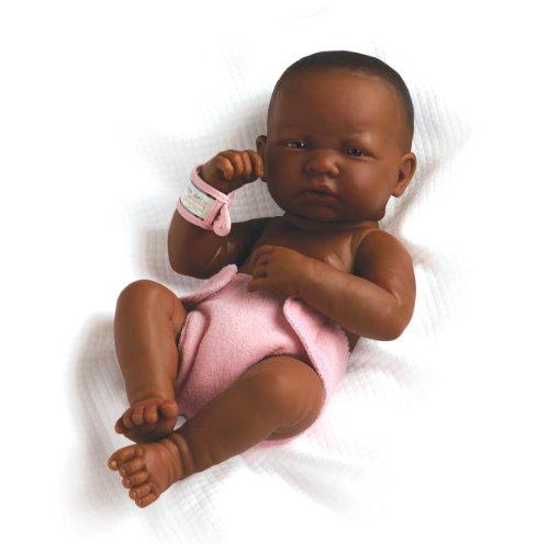 【激安大特価!】 JC Toys 赤ちゃん 新生児 赤ちゃん 人形 フィギュア ドール 新生児 La Real Newborn African American- Real Girl, タキチョウ:1102ef6c --- kventurepartners.sakura.ne.jp