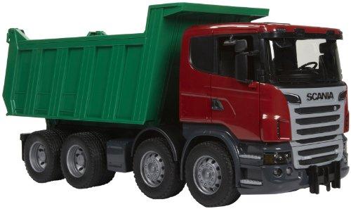 堅実な究極の ブルーダー スカニア スカニア Bruder ダンプ トラック Bruder Scania Scania R-Series Dump Truck, シガグン:914121c3 --- kventurepartners.sakura.ne.jp