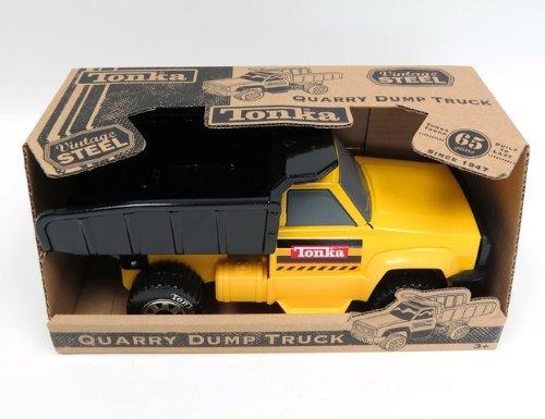 ブルーダー ダンプ トラック Tonka Retro Classic Steel Quarry Dump Truck