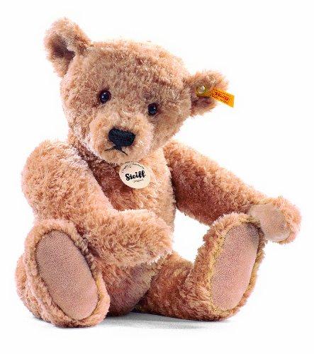 【★超目玉】 Steiff 022456 シュタイフ ぬいぐるみ シュタイフ テディベア 32cm 32cm 022456 Elmar Teddy Bear (Golden Brown), 山渓オンラインショップ:13cc3b09 --- kventurepartners.sakura.ne.jp
