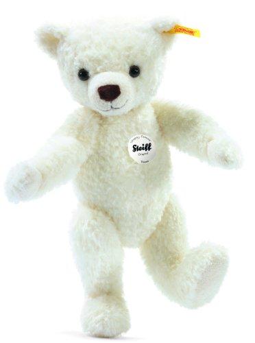 【日本限定モデル】 Steiff 022654 シュタイフ ぬいぐるみ テディベア 32cm Hanna Teddy Bear (Cream), 蔵王町 005df767