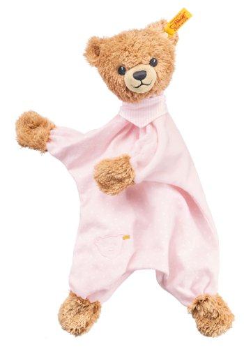 驚きの価格 Steiff 239533 シュタイフ Sleep ぬいぐるみ テディベア 30cm 掛布団 30cm Sleep Well Well Bear Comforter (Pink), EARTH PIECE:0e9abbed --- kventurepartners.sakura.ne.jp
