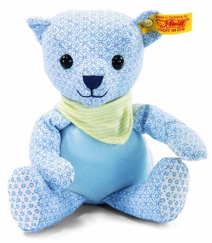 【気質アップ】 Steiff 238116 シュタイフ ぬいぐるみ シュタイフ テディベア 20cm Little 238116 (Light Circus Teddy Bear for Newborn (Light Blue), 印鑑本舗:6c6b6d19 --- kventurepartners.sakura.ne.jp