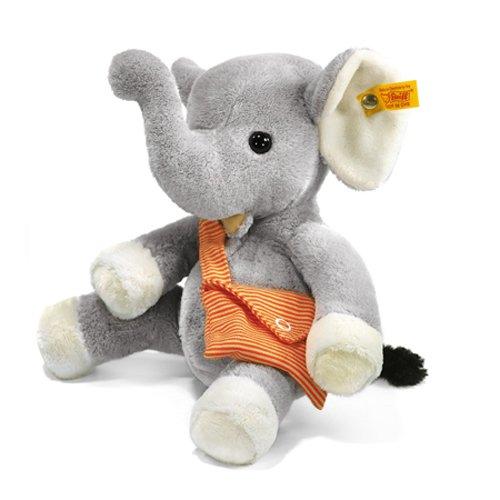 直営店に限定 Steiff 282218 シュタイフ ぬいぐるみ エレファント ゾウ (Grey) 26cm Poppy Elephant エレファント ゾウ (Grey), マイセン:ac49280e --- kventurepartners.sakura.ne.jp