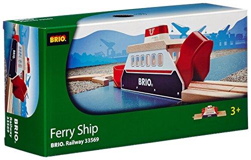 ラウンド  BRIO ブリオ 木製 木製 Ferry レール フェリー 船 33569 33569 Ferry, ウィッチーズキッチン:12b0369c --- canoncity.azurewebsites.net