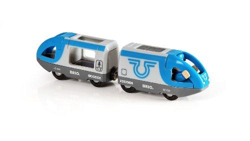 生まれのブランドで BRIO ブリオ Battery 木製 レール トラベル バッテリー ブリオ トレイン レール 33506 Travel Battery Train, フィッシング まつき:05943ff3 --- bibliahebraica.com.br