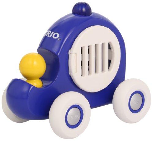 【返品交換不可】 BRIO ブリオ 木製 おもちゃ Car プッシュトイ Push パトカー BRIO 30209 Push Along Police Car, 可児市:f21e8dd8 --- clftranspo.dominiotemporario.com