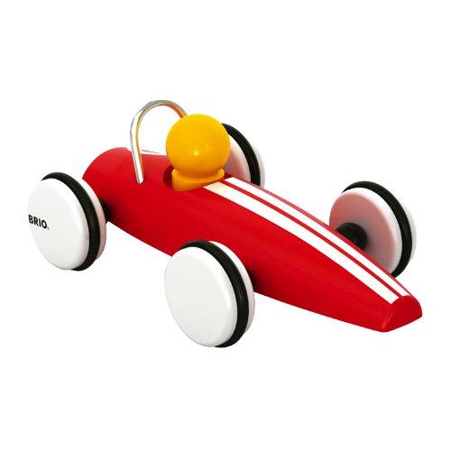 新作人気モデル BRIO ブリオ Large 木製 BRIO おもちゃ レーシングカー Race 30199 Large Race Car, 浮世絵のアダチ版画:becc99a4 --- canoncity.azurewebsites.net