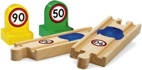 割引クーポン BRIO ブリオ 木製 レール Smart 33768 木製 Wooden Railway System: Smart System: Track Change Speed Track, FIVE MALL:982a398b --- canoncity.azurewebsites.net