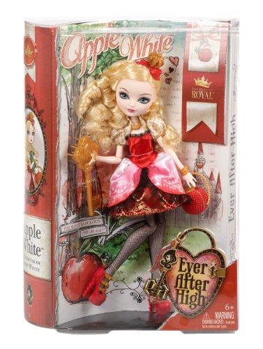エバー アフター ハイ (モンスターハイ) 人形 ドール フィギュア アップル・ホワイト Apple White: Daughter of Snow White ~10.5