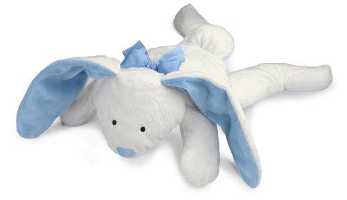 2020年激安 ノースアメリカンベア ぬいぐるみ ウサギ ノースアメリカンベア North North American Bear Company Company Flatjack, White/Blue, Large, きもの処 紅葉堂:cb916802 --- kventurepartners.sakura.ne.jp