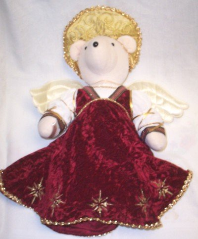 納得できる割引 ノースアメリカンベア American Christmas ぬいぐるみ クマ ノースアメリカンベア クリスマス North American Christmas VIB Bear Archangel Gabearielle, ヤマガマチ:3e8eac04 --- zhungdratshang.org