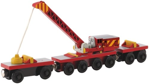 きかんしゃトーマス 木製レールシリーズ ロッキー Thomas and Friends Wooden Railway - Rocky