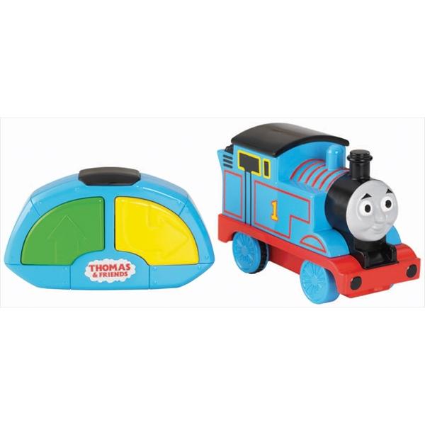 きかんしゃトーマス ラジコン Thomas the Train: Preschool Steam 'n Speed R/C Thomas