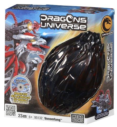 即日発送 メガブロック ドラゴンユニバース 95132 ドラゴンユニバース Venomfang Venomfang 95132 #95132, アイズアールブイ:7f8e34d2 --- kventurepartners.sakura.ne.jp