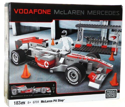 人気No.1 メガブロック 6701 ボーダフォン マクラーレン ピットストップ メガブロック 6701 Mega Mega Bloks Vodafone Mercedes McLaren Pit Stop 6701, 宮城郡:2febe7e6 --- kventurepartners.sakura.ne.jp