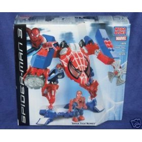 【予約中!】 メガブロック スパイダーマン3 Mega Mega Bloks スパイダーマン3 - Spider-Man Spider-Man, カサイグン:e46e7500 --- zhungdratshang.org