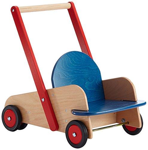 HABA ハバ社 木製 おもちゃ 知育玩具 ウォーカーワゴン Walker Wagon