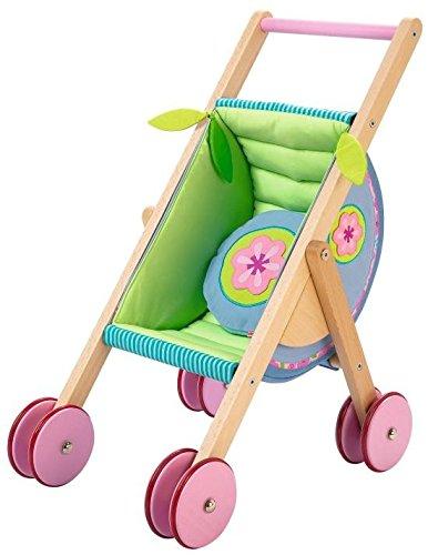 HABA ハバ社 木製 おもちゃ 知育玩具 ドールバギー ベビーカー Doll Buggy