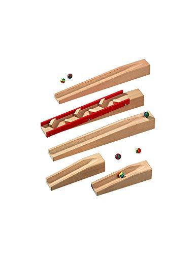 【35%OFF】 HABA ハバ社 木製 おもちゃ HABA 知育玩具 組立てクーゲルバーン Marble Run Sloped 組立てクーゲルバーン Marble Tracks, ホコタマチ:08df8a4c --- kventurepartners.sakura.ne.jp