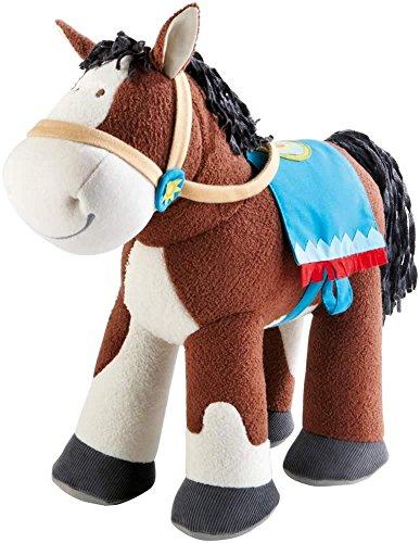【海外限定】 HABA ハバ社 ドール おもちゃ Lanu 人形 ドール ぬいぐるみ ウマ Lanu American American Indian Horse, トイスタジアム1号店:f339a638 --- kventurepartners.sakura.ne.jp