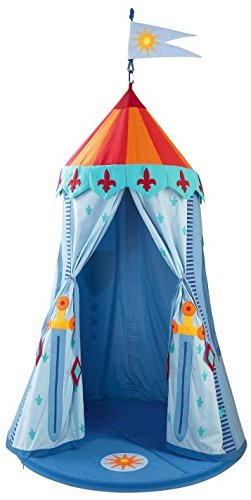 HABA ハバ社 雑貨 ハンギングテント ルーム Knight's Hanging Tent