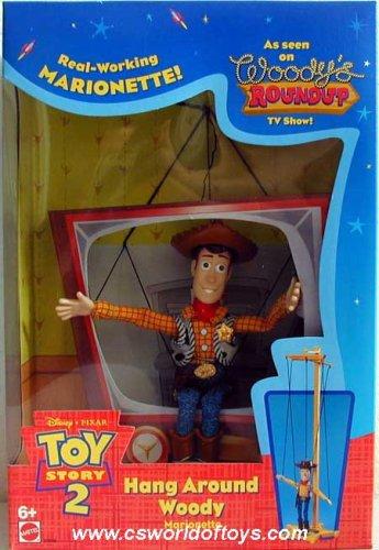 ディズニー ドール フィギュア 人形 送料無料 激安 お買い得 キ゛フト トイストーリー ウッディ Toy Woody Marionette Hang Around 2 Story ついに再販開始