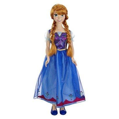 ディズニー ドール フィギュア 人形 アナと雪の女王 アナ Disney Frozen My Size Anna Doll