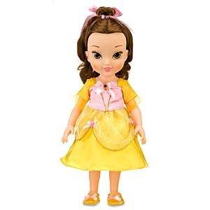ディズニー ドール フィギュア 人形 美女と野獣 ベル Disney Toddler Belle Doll -- 16''