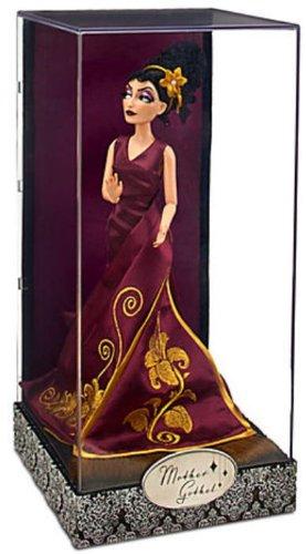 ディズニー ドール フィギュア 人形 塔の上のラプンツェル マザー・ゴーテル Disney Villains Exclusive 11.5 Inch Designer Collection Doll Mother Gothel