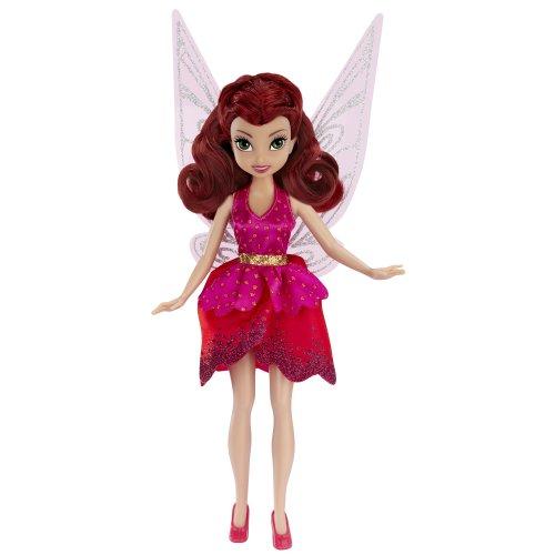 ディズニーフェアリーズ ドール フィギュア 人形 ロゼッタ Disney Fairies The Pirate Fairy 9