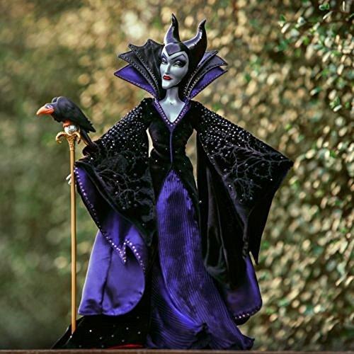ディズニー ドール フィギュア 人形 マレフィセント Disney - Limited Edition Sleeping Beauty Maleficent 17