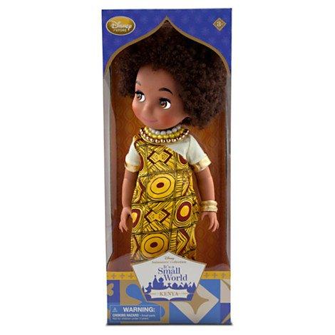 ディズニー ドール フィギュア 人形 イッツ・ア・スモールワールド ケニア Disney It's a Small World Doll, Kenya