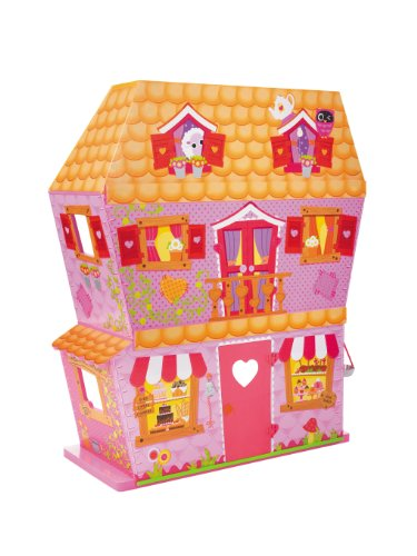 ララループシー ソフトドール 人形 マジカルハウス Lalaloopsy Sew Magical House