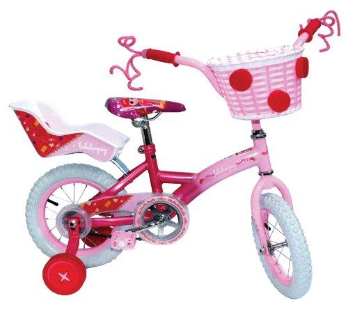 ララループシー ソフトドール 人形 三輪車 自転車 バイク Lalaloopsy Bike, Pink, 12-Inch
