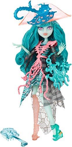 モンスターハイ ホーンテッド 人形 ドール フィギュア バンダラ・ダブルーンズ Monster High Haunted Vandala Doubloons Doll