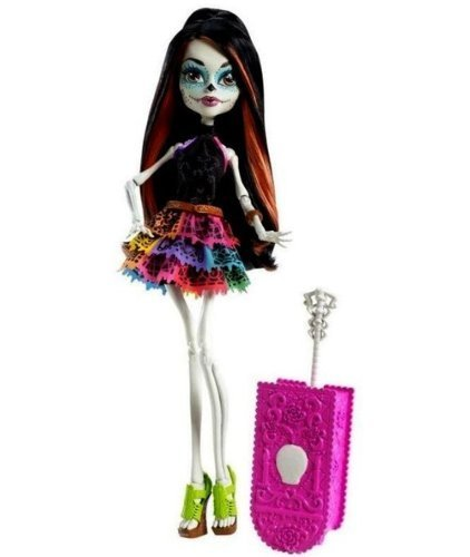 モンスターハイ 人形 ドール フィギュア スケリータ・カラベラス Monster High Scaris Skelita Calaveras Doll