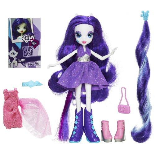 マイリトルポニー フィギュア 人形 エクエストリアガールズ ラリティ ドール My Little Pony Equestria Girls Rarity Doll