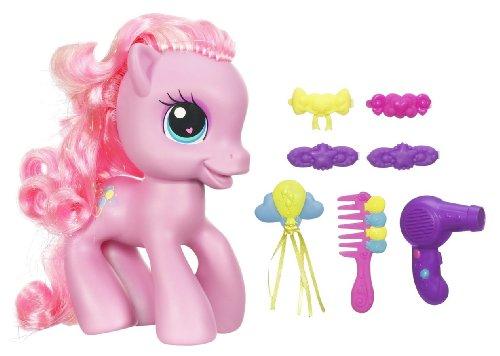 マイリトルポニー フィギュア 人形 ドール スタイリング ピンキーパイ My Little Pony Styling Pony - Pinkie Pie