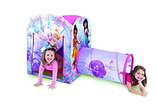 輝い プレイハット テント ティンカーベル キッズ テント 子供 ディズニー フェアリーズ ティンカーベル Playhut Disney Adventure Fairies Adventure Hut, 東粟倉村:ad764392 --- kventurepartners.sakura.ne.jp