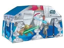 プレイハット テント キッズ 子供 スター・ウォーズ Playhut Star Wars Bed Topper