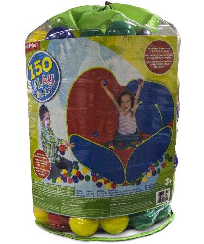 セットアップ プレイハット テント キッズ 150 子供 ボール テント 150個 150個 Playhut Playhut Play Balls, 150 Count, 底値楽器屋:39f07580 --- kventurepartners.sakura.ne.jp