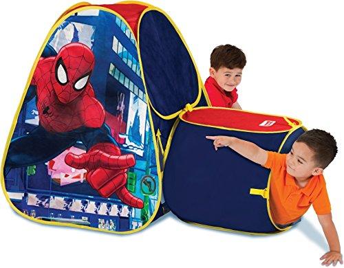 新品即決 プレイハット テント 子供 キッズ 子供 スパイダーマン スパイダーマン Playhut Spiderman Spiderman Hide About, GoodsDepot:9c4db33c --- kventurepartners.sakura.ne.jp