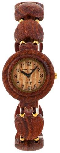 テンス 時計 腕時計 木製 Tense Maria - Model L7007S (L7007S):i-selection