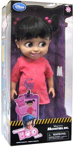 ディズニー ドール 人形 フィギュア モンスターズインク ブー Disney Monsters Inc. Exclusive 16 Inch Deluxe Talking Doll Boo