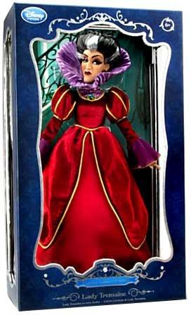 ディズニー ドール 人形 フィギュア 限定 シンデレラ トレメイン夫人 Disney Store 18