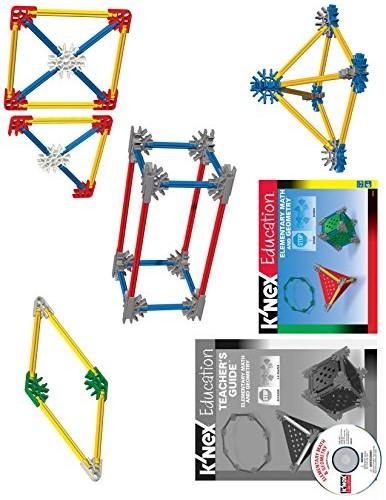 新作人気モデル ケネックス 数学 ブロック おもちゃ エデュケーション 数学 Math 幾何学 K'NEX 幾何学 Education - Elementary Math and Geometry, 新入荷:2d2fd644 --- kventurepartners.sakura.ne.jp