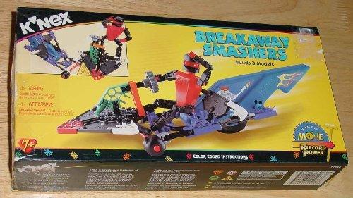 ★お求めやすく価格改定★ ケネックス ブロック おもちゃ K'NEX Breakaway Smashers Smashers - ケネックス Builds 3 K'NEX Models, 小樽市:f3922e86 --- kventurepartners.sakura.ne.jp