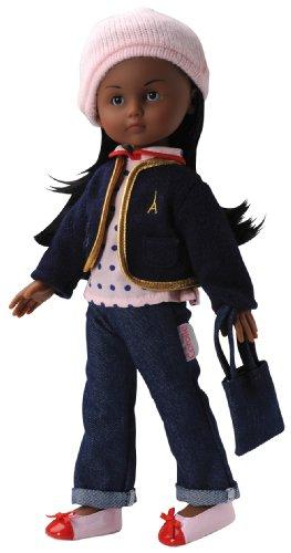 【即発送可能】 コロール ドール Les 人形 フィギュア Corolle Fashion Les Cheries Cecile Doll A La Tour Eiffel Fashion Doll, リクベツチョウ:5a33bd3c --- kventurepartners.sakura.ne.jp