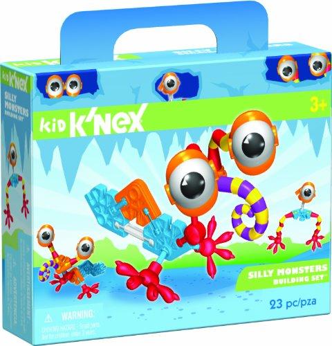 2018新入荷 キッド ケネックス Buddies ブロック Kid おもちゃ モンスター ビルディングセット K'NEX Building Kid K'nex Silly Monster Building Buddies, サワウチムラ:bbd7e834 --- bungsu.net